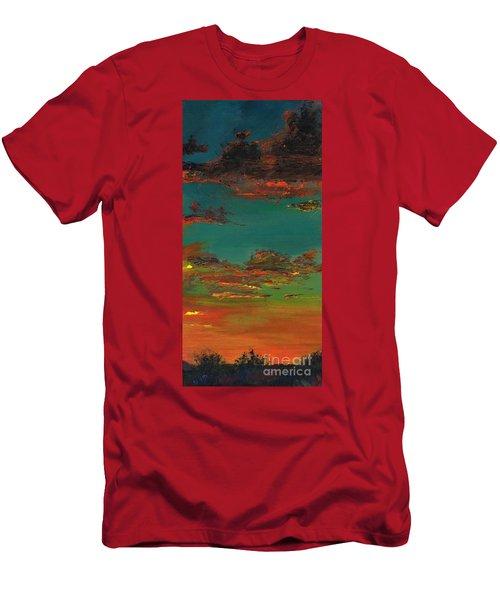 Triptych 3 Men's T-Shirt (Athletic Fit)