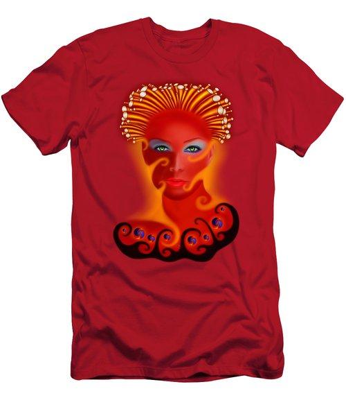 Tulimenia Men's T-Shirt (Athletic Fit)