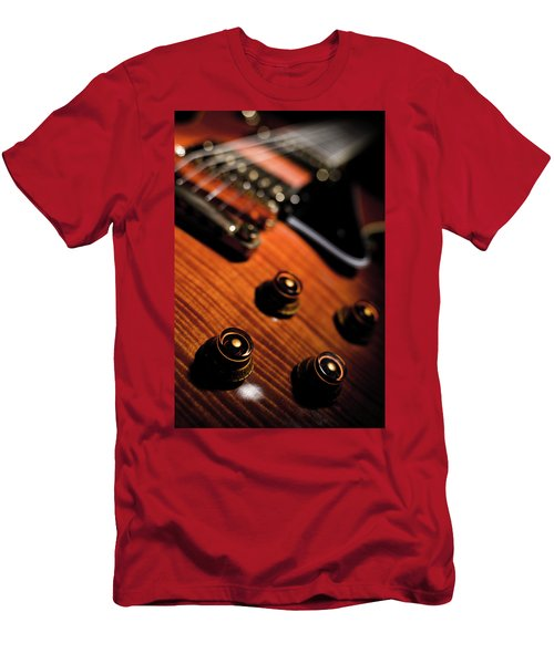 Men's T-Shirt (Athletic Fit) featuring the photograph Tune Into Focus by David Sutton