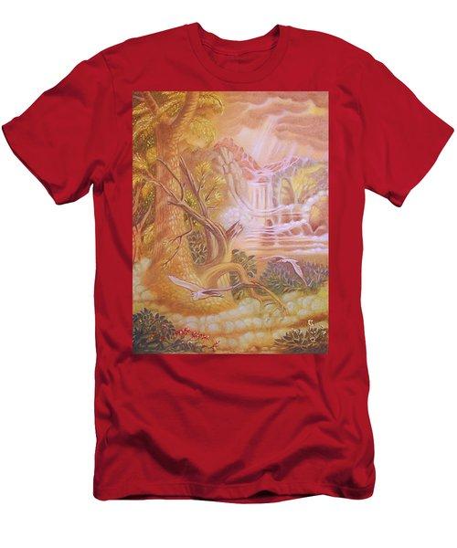 Twain Men's T-Shirt (Athletic Fit)