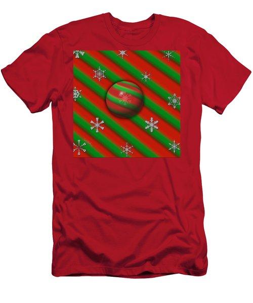 Unique Snowflakes Men's T-Shirt (Athletic Fit)