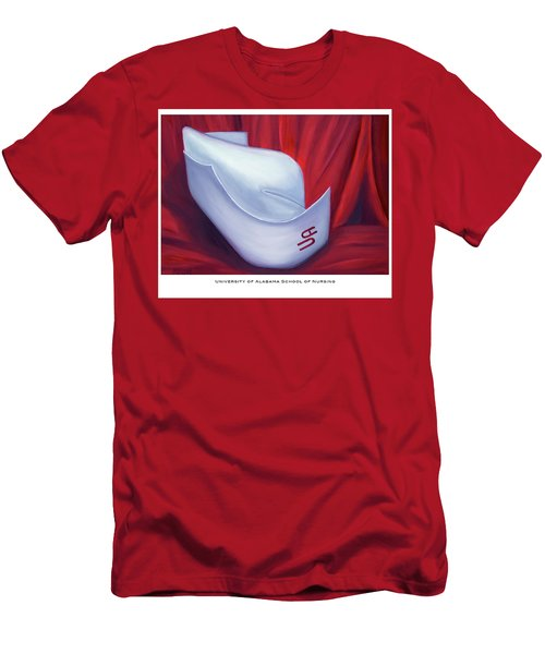 University Of Alabama School Of Nursing Men's T-Shirt (Athletic Fit)