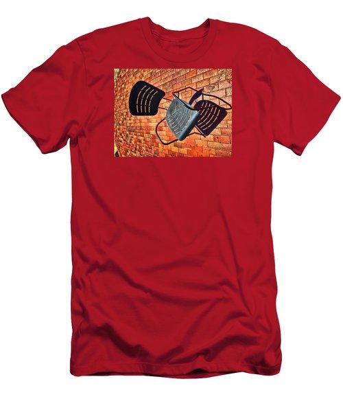 Urban Seating  Men's T-Shirt (Athletic Fit)
