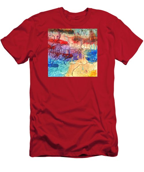 Vacation #2 Men's T-Shirt (Slim Fit) by Phil Strang