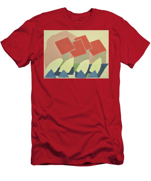 Vastkusten, West Coast,hamburgsund 1985_1250 Up To 90 X 60 Cm Men's T-Shirt (Athletic Fit)