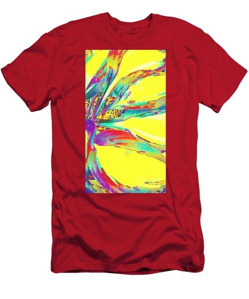 Vibrant Fascination  Men's T-Shirt (Athletic Fit)