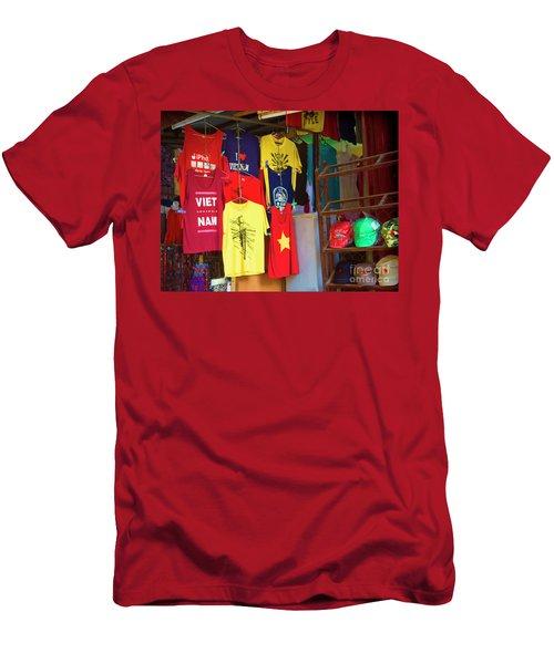 Vietnam Merchant T Shirts  Men's T-Shirt (Athletic Fit)