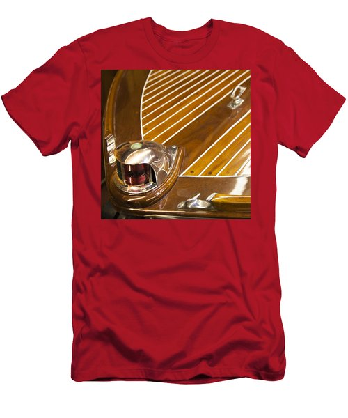 Vintage Century Boat Bow Light Men's T-Shirt (Athletic Fit)