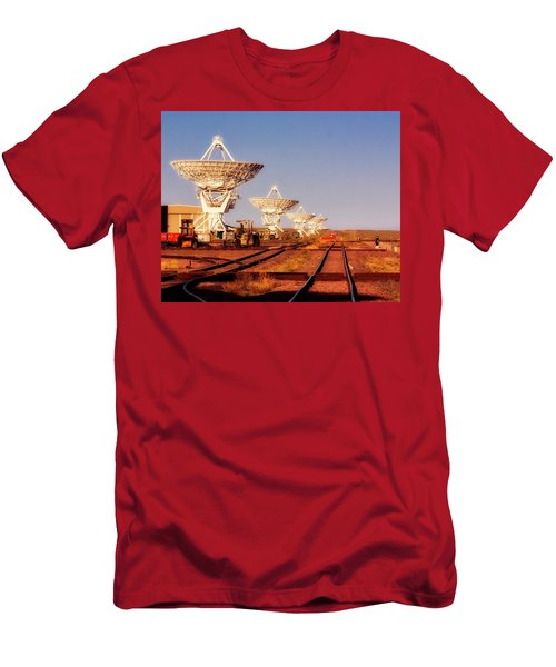 Vla - Socorro - New Mexico Men's T-Shirt (Athletic Fit)