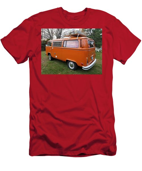 Volkswagen Bus T2 Westfalia Men's T-Shirt (Athletic Fit)