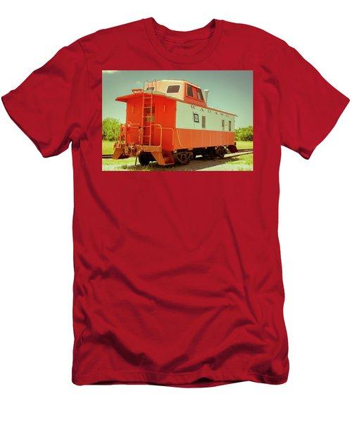 Wabash Men's T-Shirt (Athletic Fit)