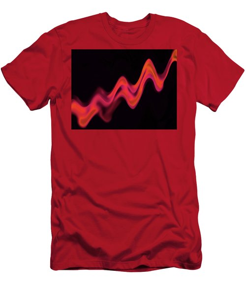 Wave Men's T-Shirt (Athletic Fit)