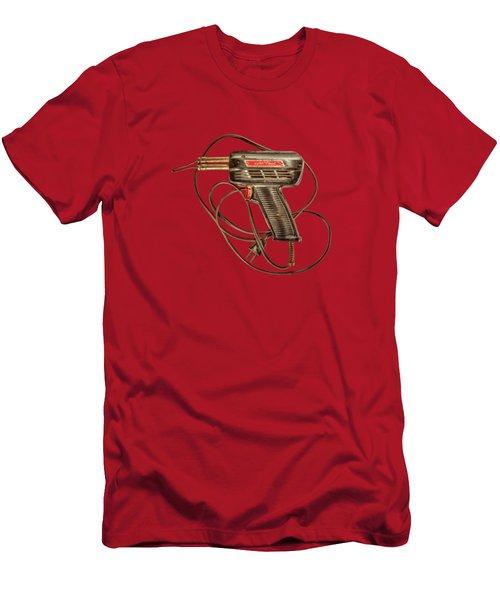Weller Expert Soldering Gun Men's T-Shirt (Athletic Fit)