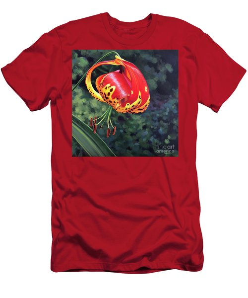 What's Up, Tigerlily? Men's T-Shirt (Athletic Fit)