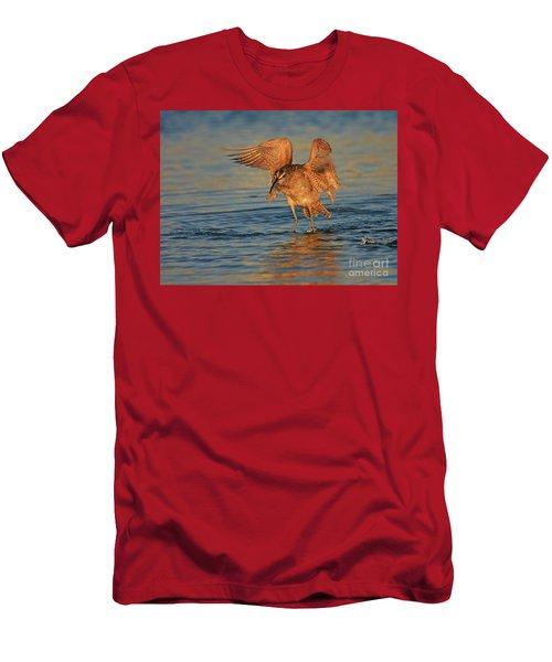 Whimbrel Colors Men's T-Shirt (Athletic Fit)