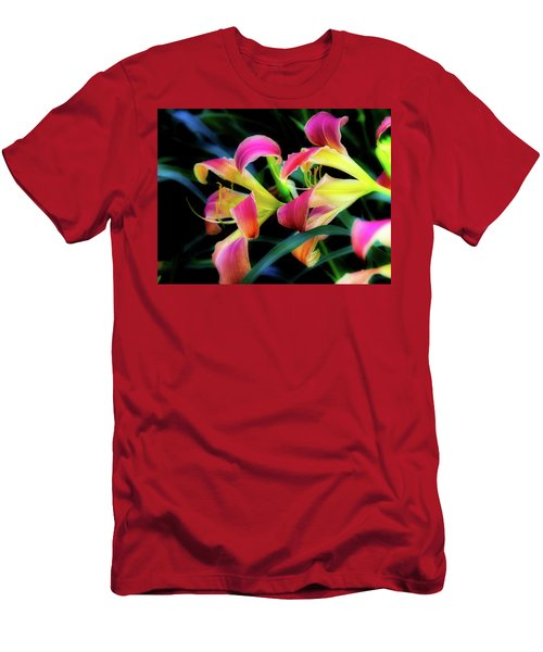 Wild Lily Men's T-Shirt (Athletic Fit)
