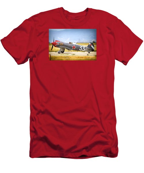 Will Whiteside And Steadfast Men's T-Shirt (Athletic Fit)