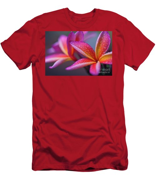 Men's T-Shirt (Slim Fit) featuring the photograph Windows Into Nature by Sharon Mau