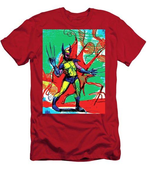 Wolverine Men's T-Shirt (Athletic Fit)