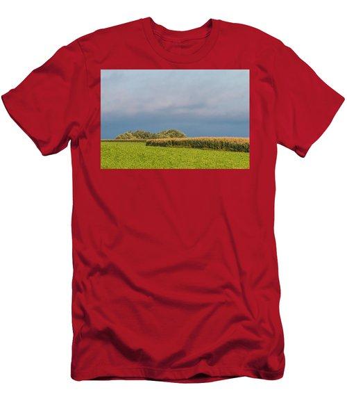Farmer's Field Men's T-Shirt (Athletic Fit)