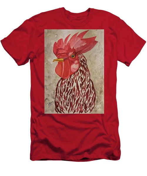 Year Of The Rooster 2017 Men's T-Shirt (Athletic Fit)