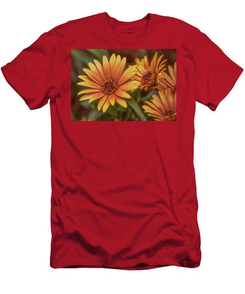 Yellow Petals #g3 Men's T-Shirt (Athletic Fit)