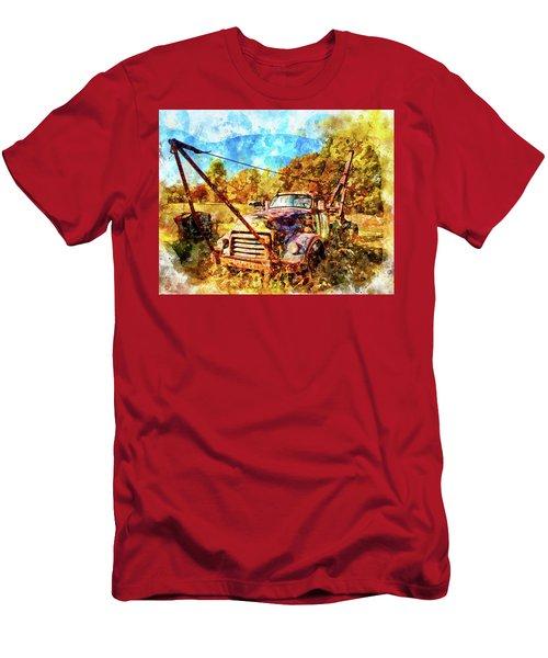 1950 Gmc Truck Men's T-Shirt (Athletic Fit)