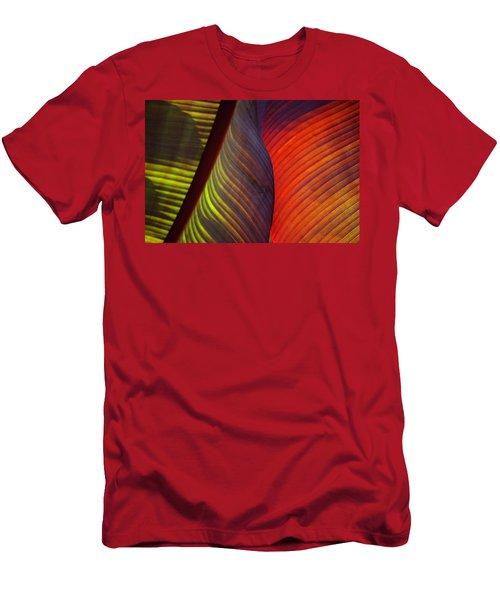 Banana Leaf 8602 Men's T-Shirt (Athletic Fit)