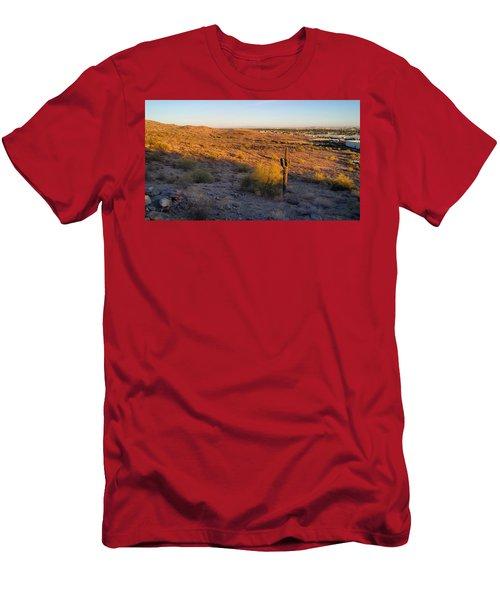 C A C T U S  Men's T-Shirt (Athletic Fit)