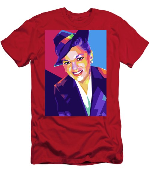 Judy Garland Men's T-Shirt (Athletic Fit)
