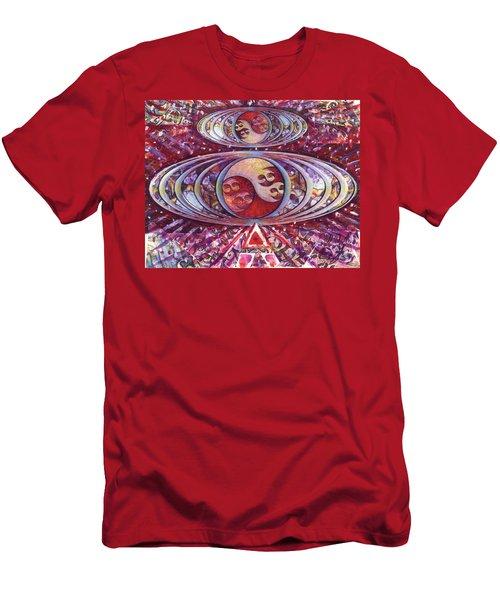 Level Men's T-Shirt (Athletic Fit)