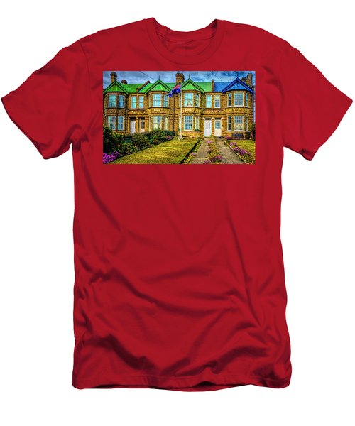 On A Street In Stanley Men's T-Shirt (Athletic Fit)