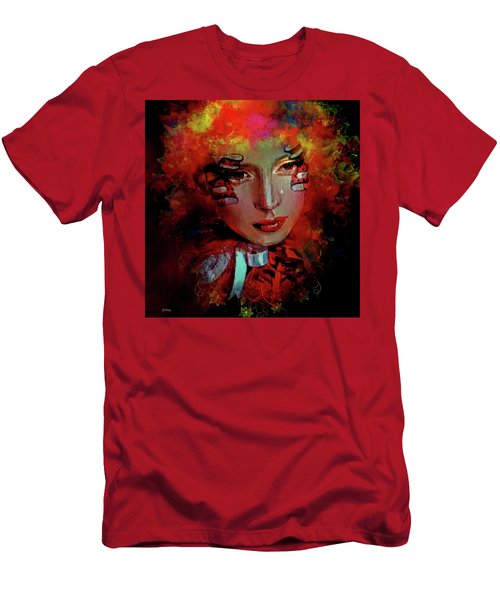 Tears Of A Clown Men's T-Shirt (Athletic Fit)