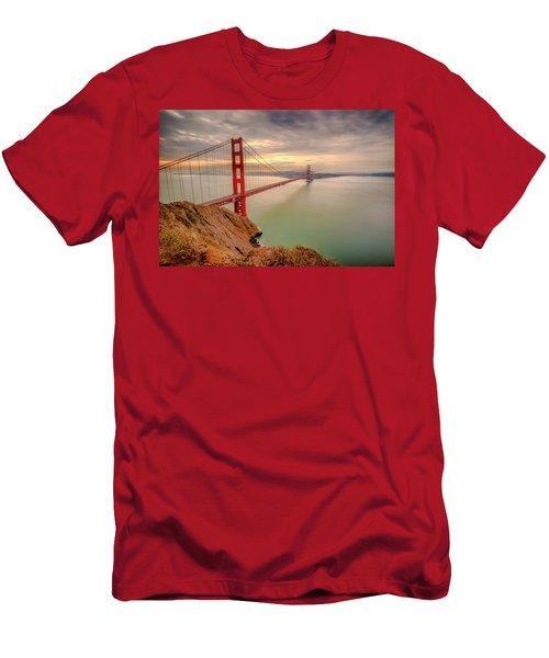 The View- Men's T-Shirt (Athletic Fit)