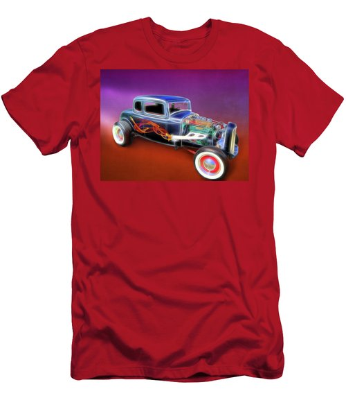 1932 Ford Roadster Men's T-Shirt (Athletic Fit)