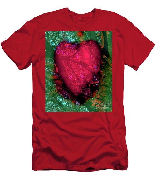 2-16-2009ab Men's T-Shirt (Athletic Fit)