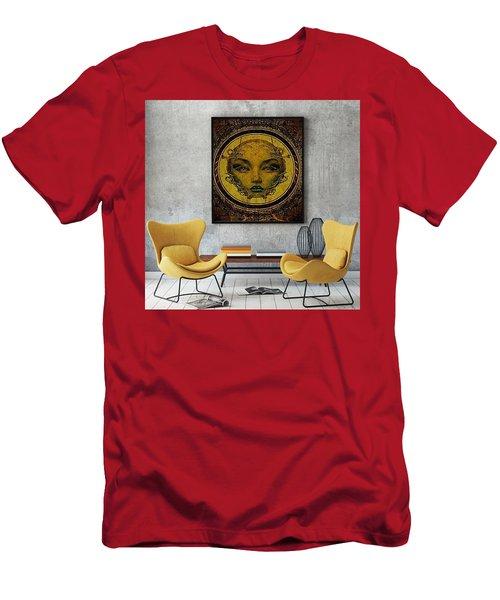 Lady Sanaa Men's T-Shirt (Athletic Fit)