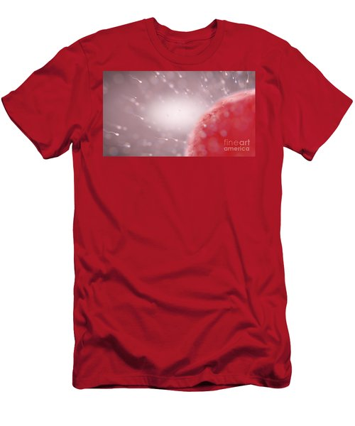Sperm And Egg Men's T-Shirt (Athletic Fit)
