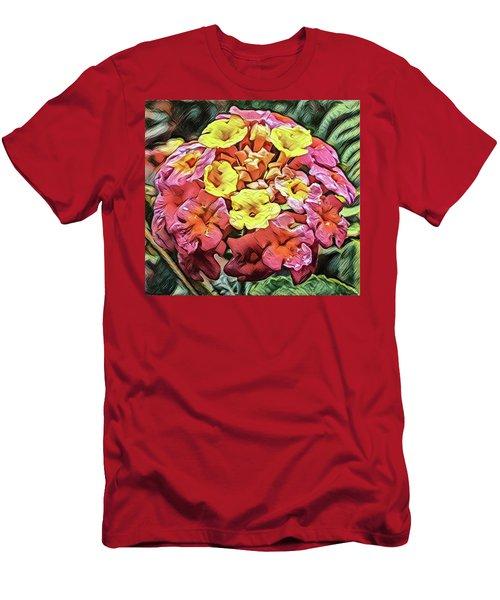 Nature Men's T-Shirt (Athletic Fit)