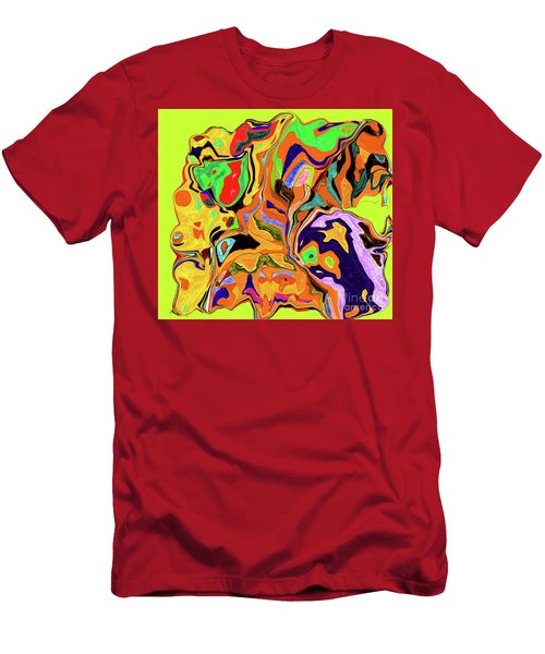 3-19-2010wabcdefghiklmnop Men's T-Shirt (Athletic Fit)