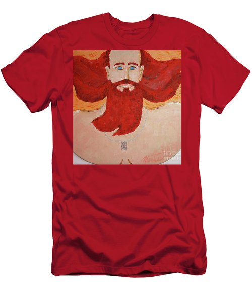 45yr Old Shaped Painting    Men's T-Shirt (Athletic Fit)