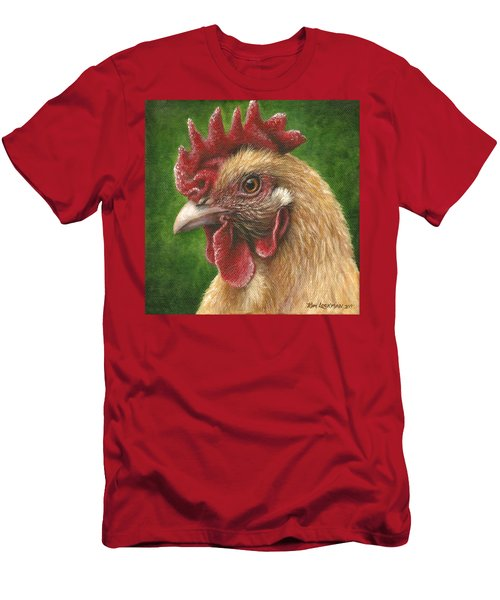 A Chicken For Terry Men's T-Shirt (Athletic Fit)