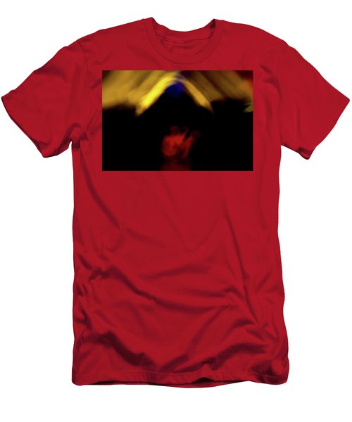 Abstract 45 Men's T-Shirt (Athletic Fit)