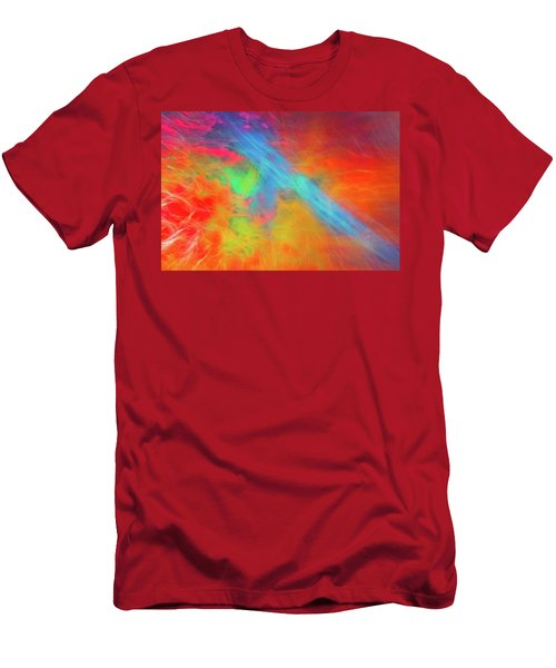 Abstract 51 Men's T-Shirt (Athletic Fit)