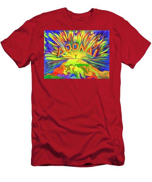 Adonai Men's T-Shirt (Athletic Fit)