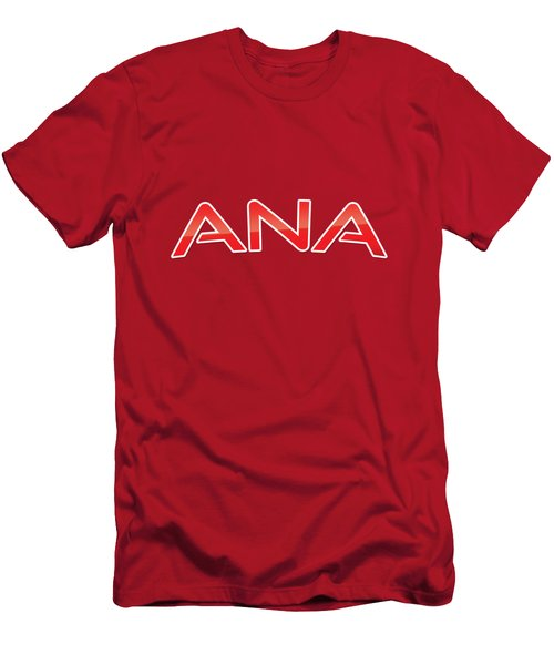 Ana Men's T-Shirt (Athletic Fit)