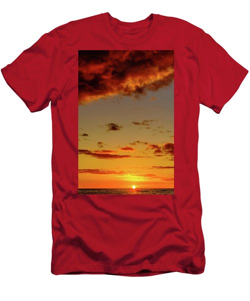 As The Sun Touches Men's T-Shirt (Athletic Fit)