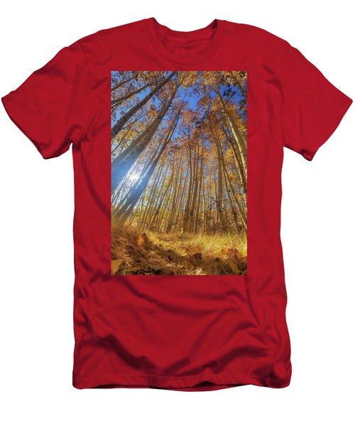 Autumn Giants Men's T-Shirt (Athletic Fit)