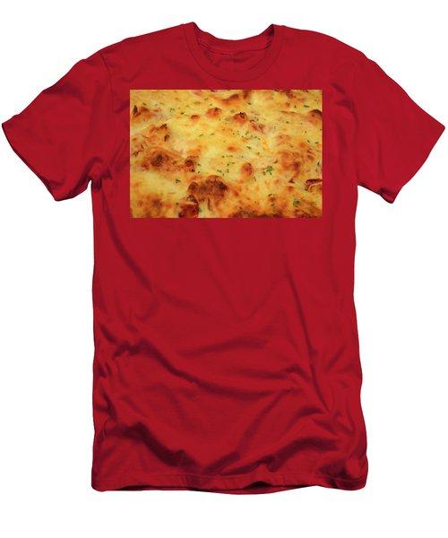 Baked Ziti Men's T-Shirt (Athletic Fit)