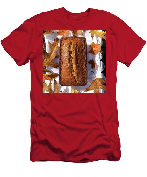 Banana Bread With Rum, Ginger And White Whole Wheat Men's T-Shirt (Athletic Fit)